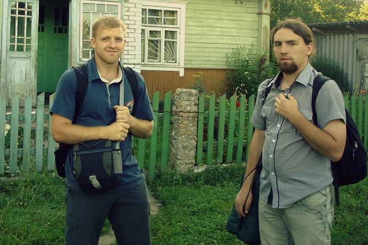 Экспедиционное фото с семейного архива. Новогрудский район. Автор Александра Бойко-Подкопаева