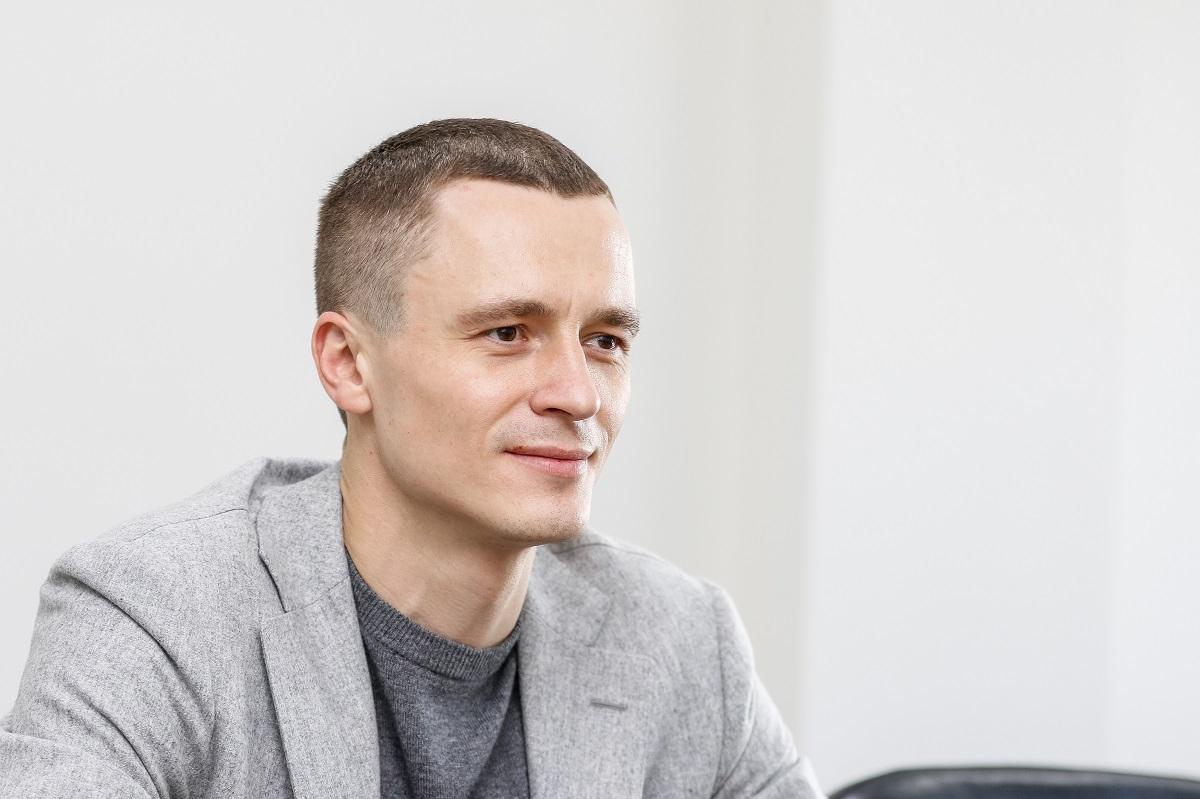 Антон Дмитриев. Фото: Дария Гращенкова, probusiness.io