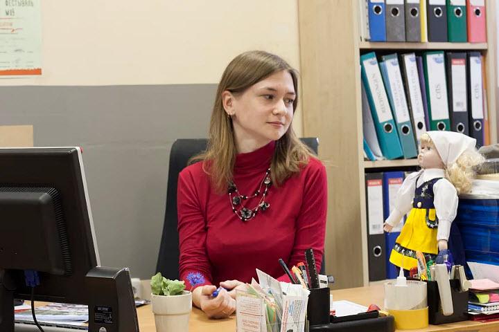 Анастасия Майская. Фото предоставлено автором