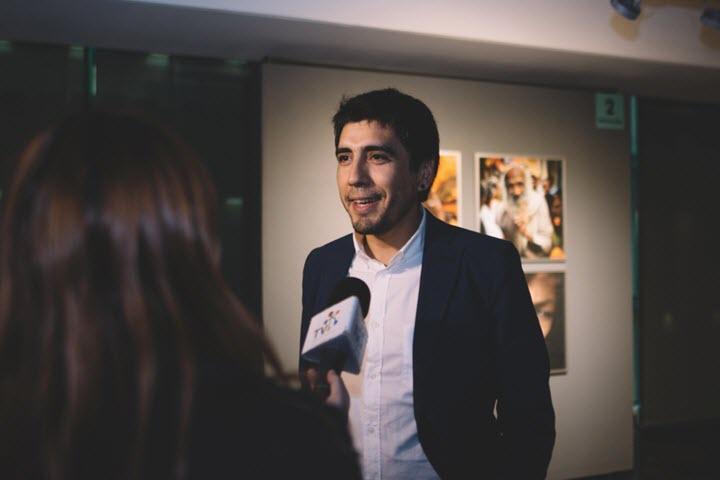 Николас Хименез, маркетинг-менеджер. Фото предоставлено автором