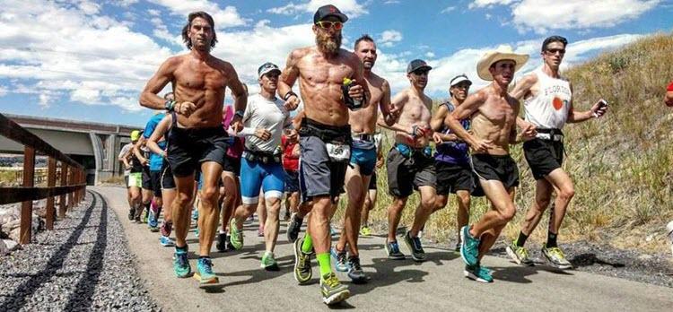 Этап соревнований Ironman