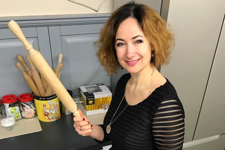 Наталья Чавко. Фото из личного архива