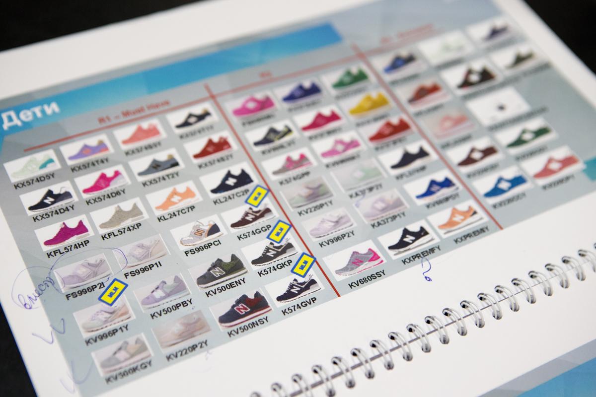 Пример рабочего каталога. Фото: Надежда Бужан, probusiness.io
