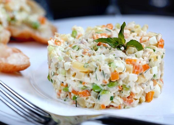 Фото с сайта salat-olive.ru