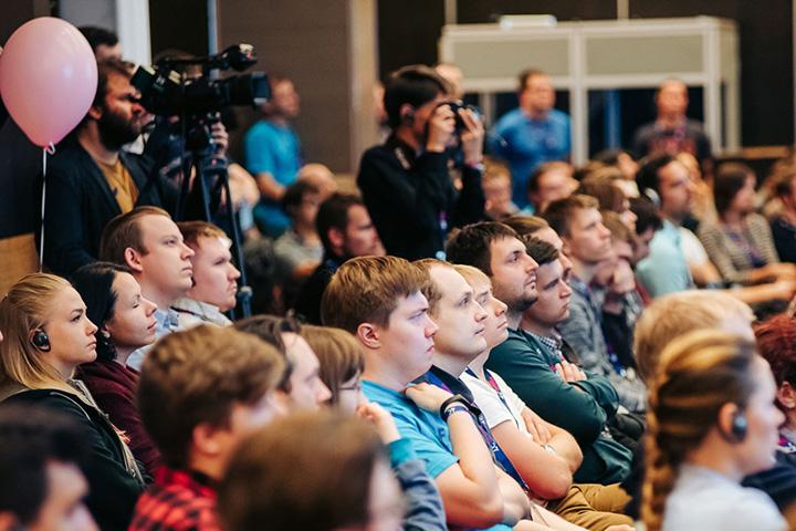 Конференция «4С: Санкт-Петербург». Фото предоставлено PR-службой