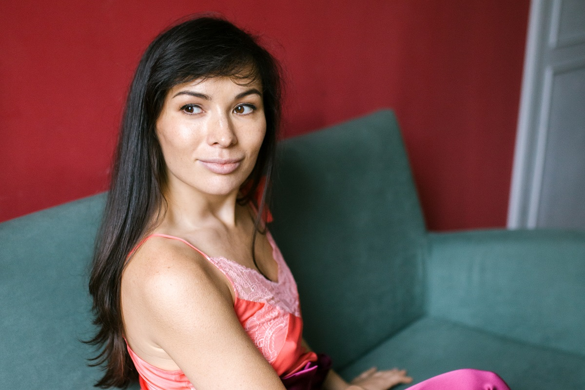Альбина Антоненкова. Фото: личный архив