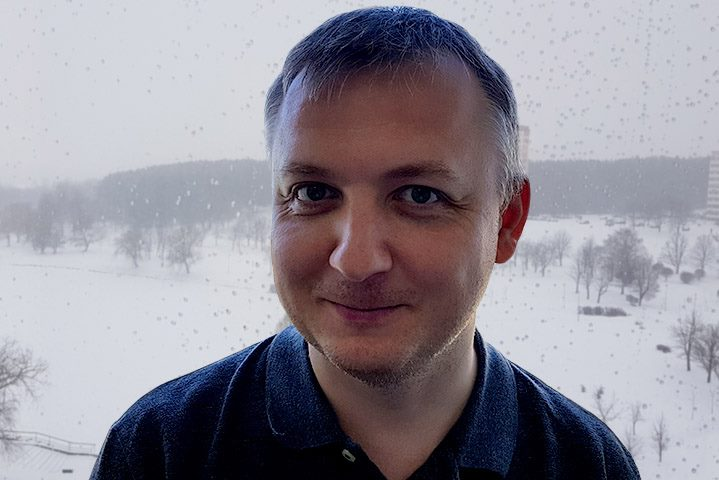 Алексей Мелешкевич. Фото из личного архива
