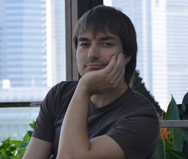 Петр Скоромный. Фото с личной страницы на Фейсбук