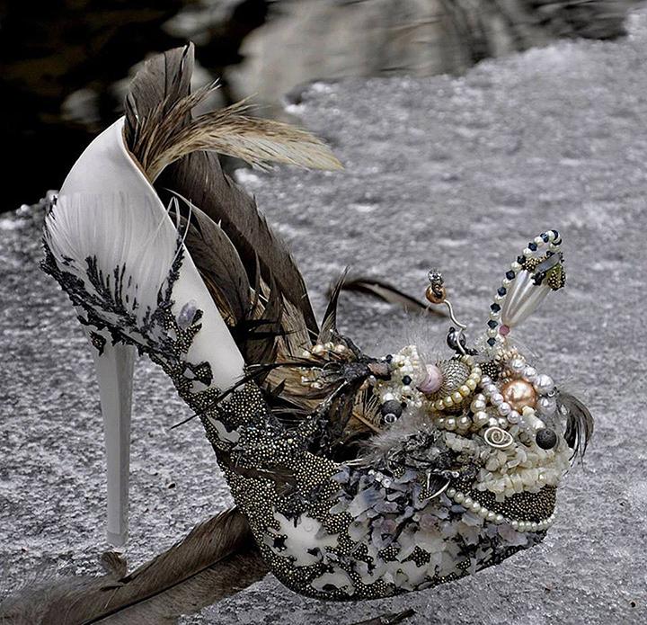 Туфли для Леди Гаги. Фото с сайта liveinternet.ru