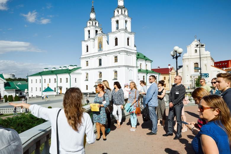 Экскурсия в Минске. Фото с сайта holiday.by