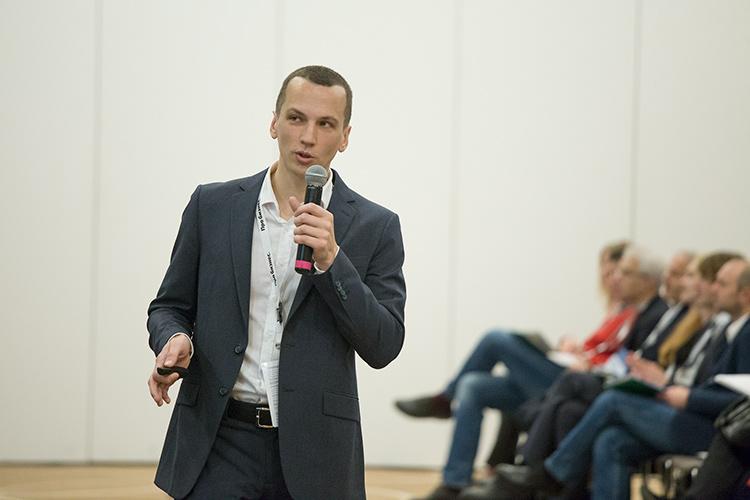 Денис Четвериков, директор Департамента исследований и консалтинга Colliers International в Беларуси