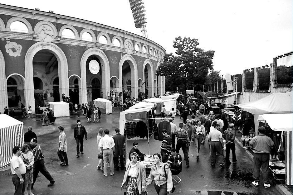 Рынок Динамо. Фото с сайта Kyky.org
