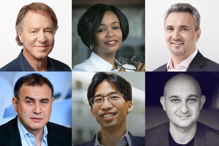 ФОТО: HI-TECH NATION. Как новые технологии изменят ваш бизнес