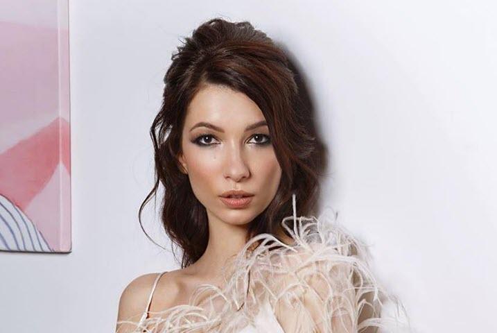 Любовь Пашковская. Фото с личной страницы в Facebook