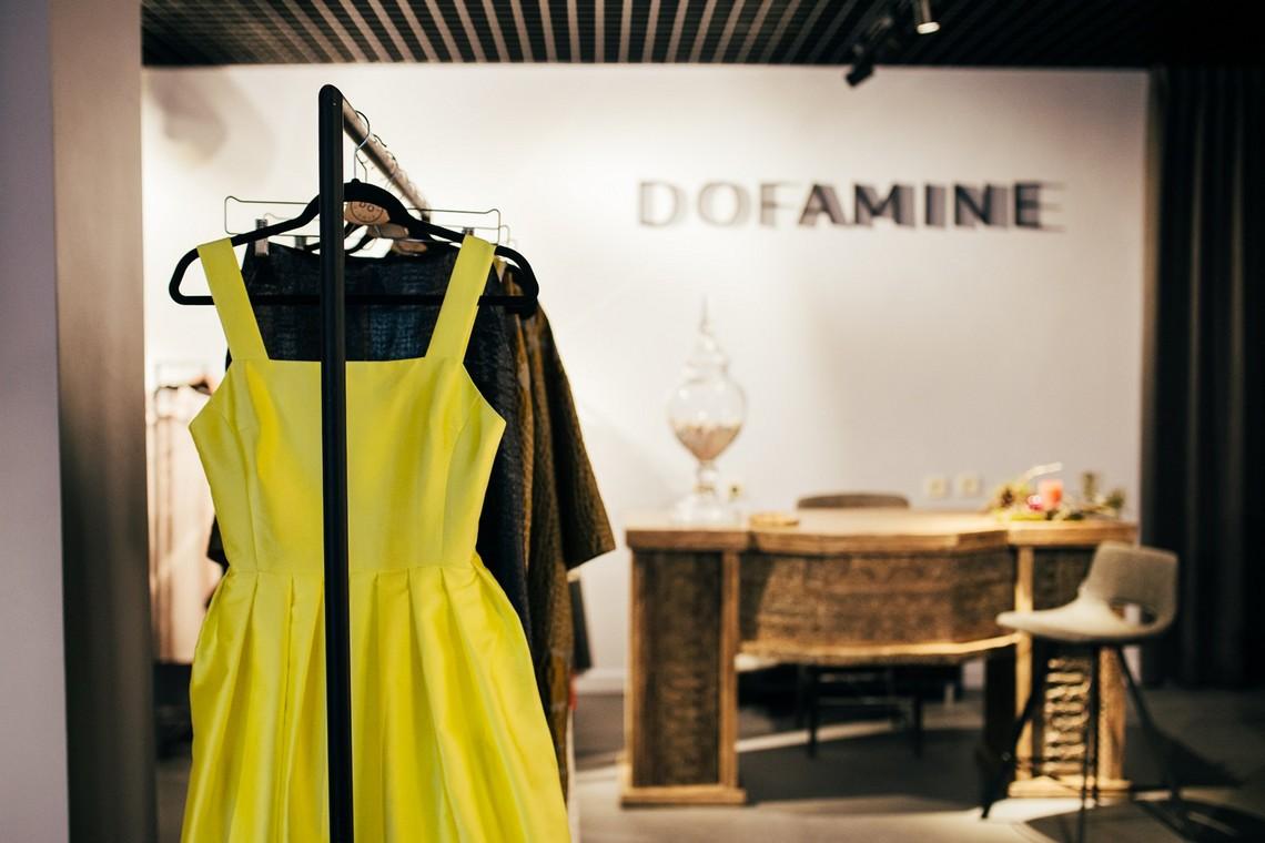 Шоурум бренда Dofamine. Фото с сайта relax.by