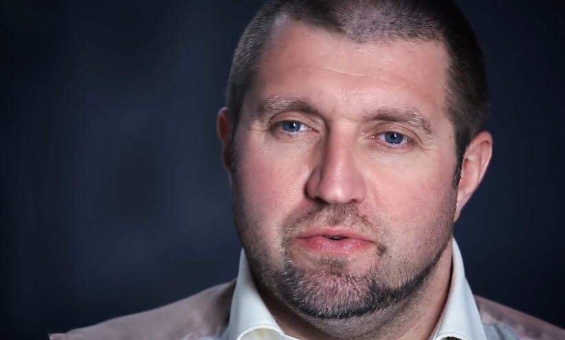 Дмитрий Потапенко. Скриншот видеокадра с YouTube