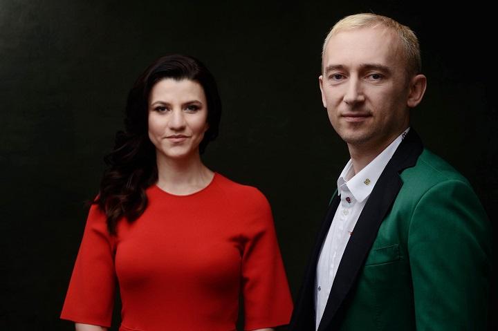 Татьяна Антипова и Максим Максименко. Фото из архива компании