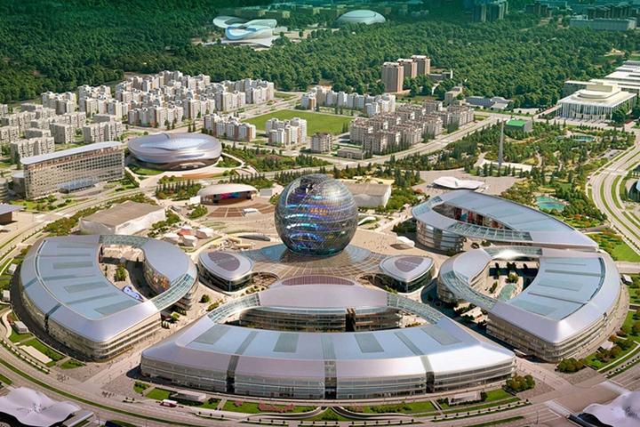 Astana Hub. Фото: astanahub.com
