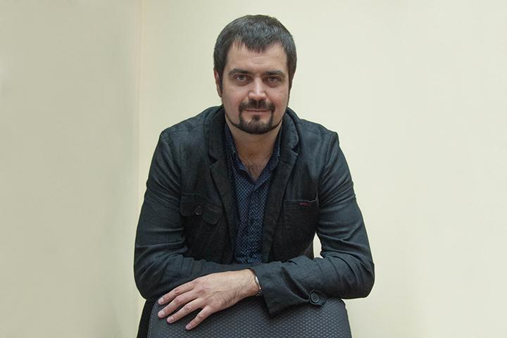 Павел Наймитенко. Фото из личного архива автора