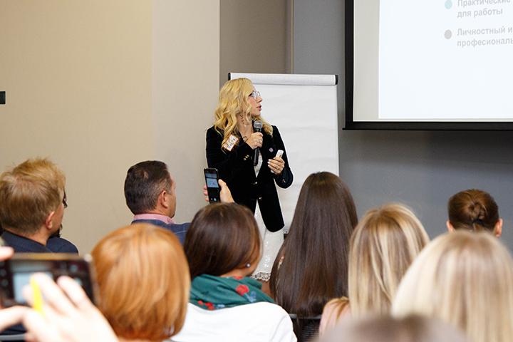 Анастасия Юрьева. Фото предоствлено компаниейErickson Coaching Belarus