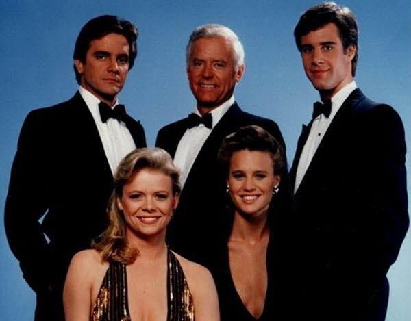 Кадр из т/с «Санта-Барбара», 1984-1993, США