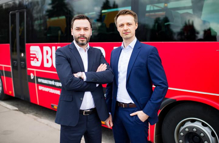 Илья Екушевский и Артем Алтухов. Фото с сайта biz360.ru