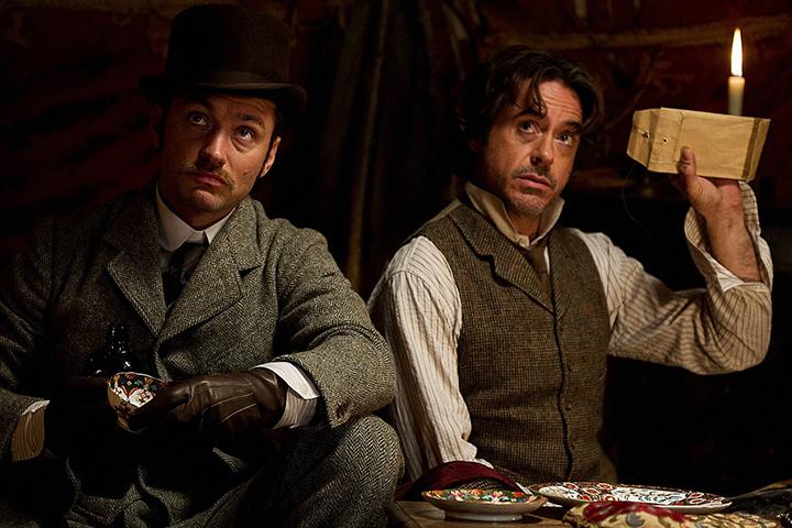 Кадр из фильма «Шерлок Холмс: Игра теней», создатель: Гай Ричи