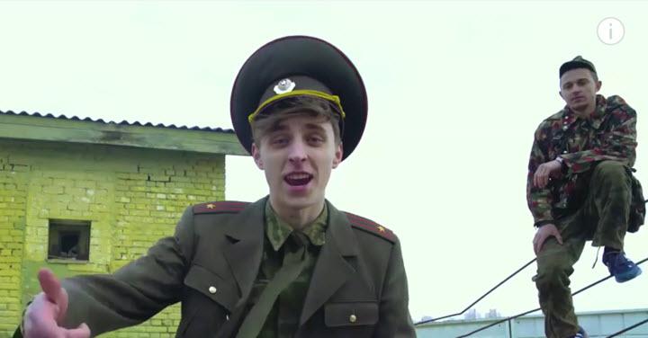 Скришот из видео на канале Влада Бумаги