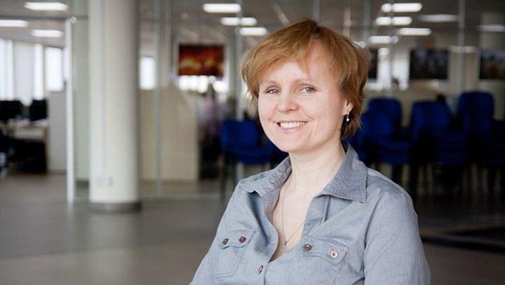 Людмила Чекина. Фото: realt.by