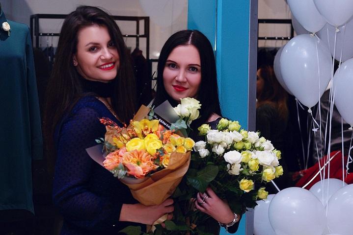 Анна Кулакова и Юлия Субач. Фото из личного архива