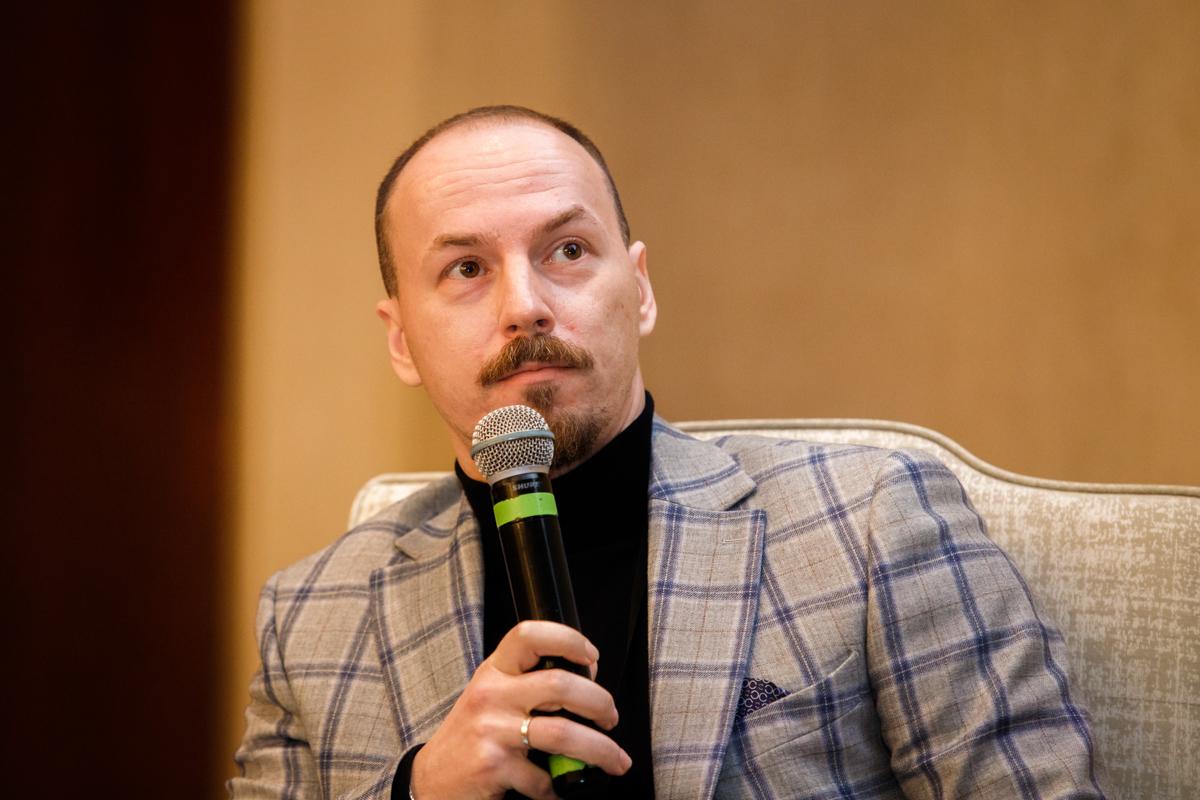 Андрей Тараченко. Фото: Надежда Бужан, probusiness.io