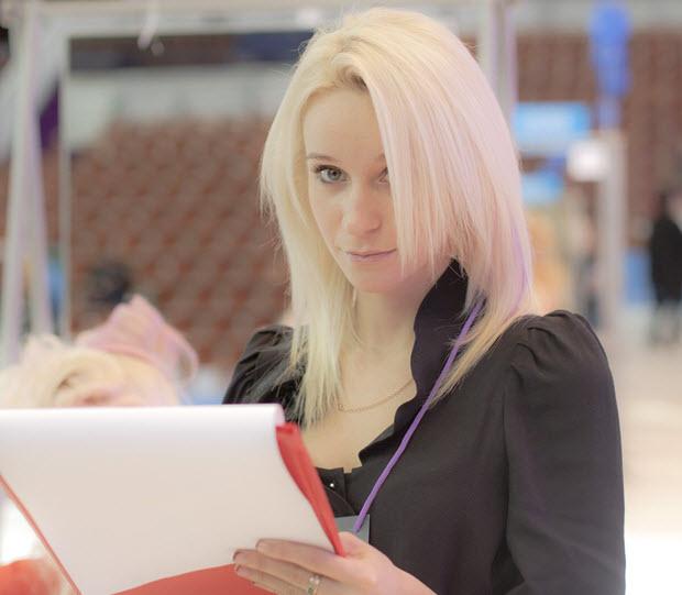 Анастасия Яткова. Фото Ирины Пулко