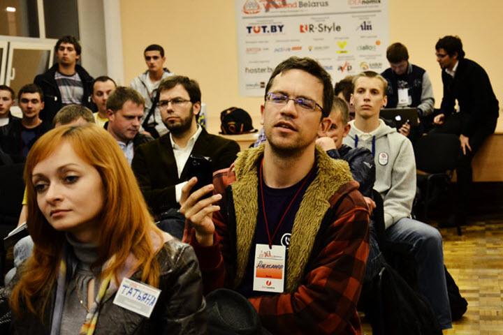 Александр Золотарев, один из авторов проекта maps.me (бывш. mapswithme). Фото с сайта news.21.by
