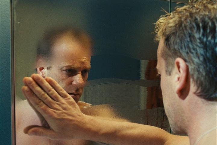 """Кадр из фильма """"Зеркало"""", создатель:"""