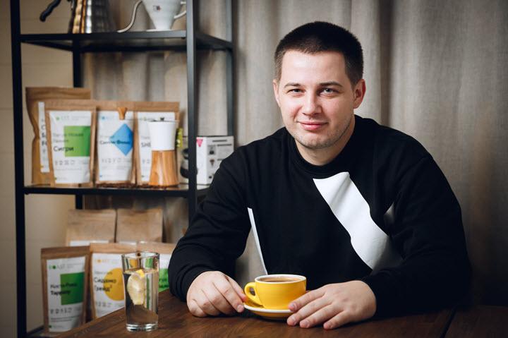 Дмитрий Жадан. Фото из личного архива