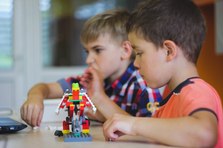 Фото из личного архива Школы робототехники