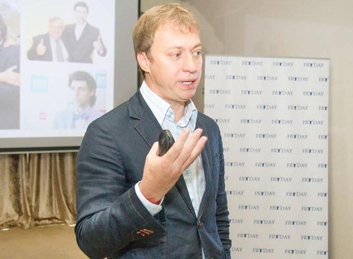 Алексей Капуста. Фото: adizes.me