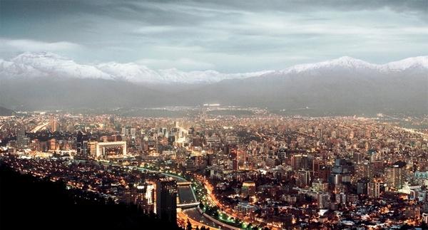 Город Сантьяго. Фото с сайта: svoiludi.ru
