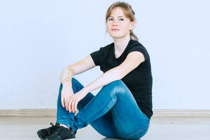 Юлия Шостак. Фото предоставлено автором