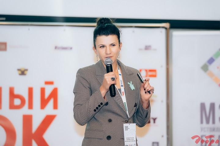 Татьяна Антипова. Фото из личного архива