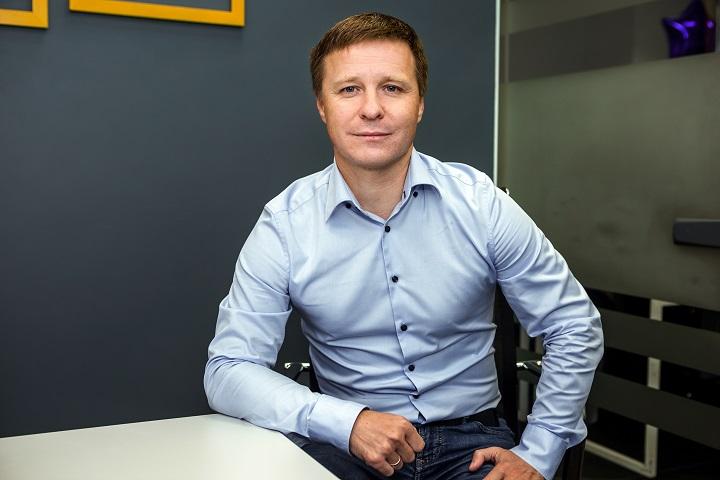 Андрей Тимошенко. Фото из архива компании