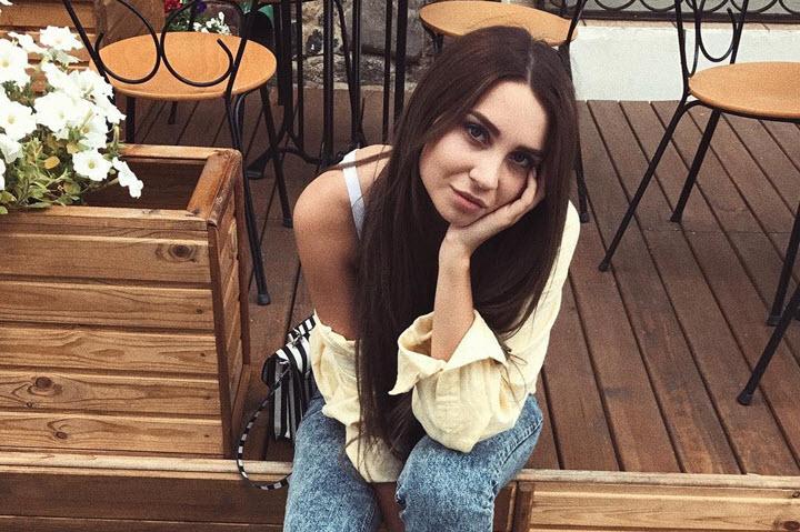 Юлия Годунова. Фото из аккаунта в Instagram