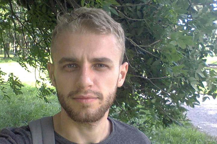 Роман Кравцов. Фото предоставлено автором