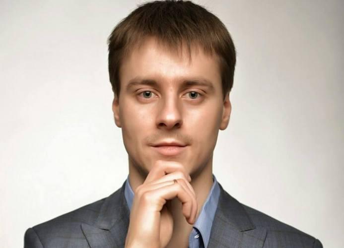 Максим Курбан, фото из личного архива