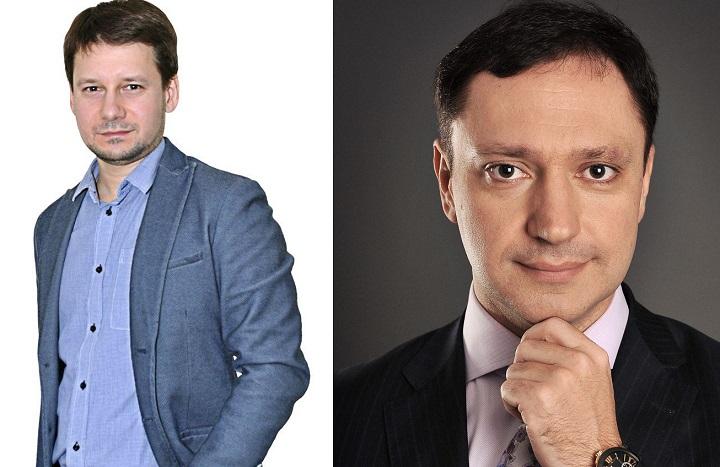 Руслан Тарусин и Александр Лебедев, интерим-менеджеры