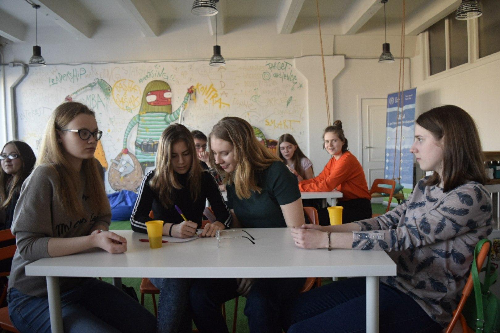 Фото из сообщества Хайп Квиз/ Hype Quiz/ Квизы для подростков Минск ВКонтакте