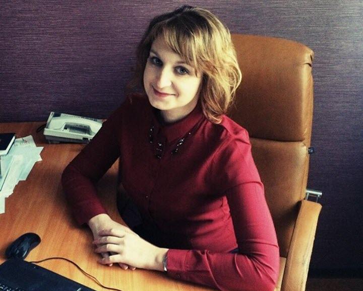 Надежда Губанова. Фото из личного архива
