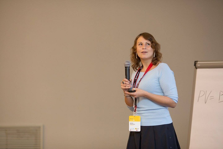 Елена Мурашко, фото предоставлено REVERA