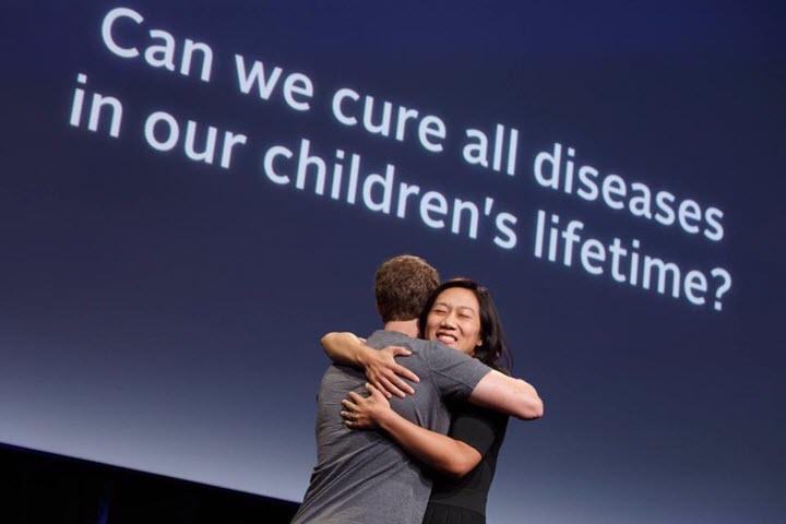 Фото со страницы Марка Цукерберга в Facebook