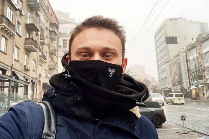 Владислав Луневич. Фото: личный архив